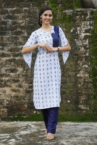 Unique Fashion of Sporting Indian Kurtis
