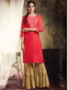 Complete Your Look With Comfortable Cotton Kurtis